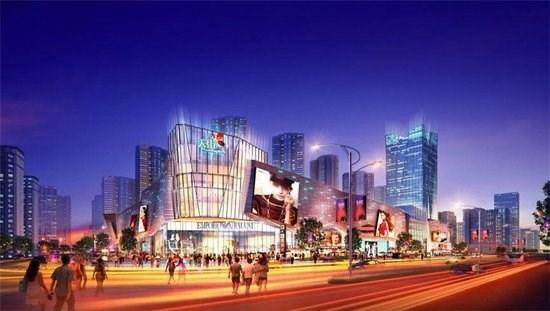 龙湖杭州金沙天街