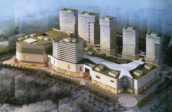 杭州城西银泰城
