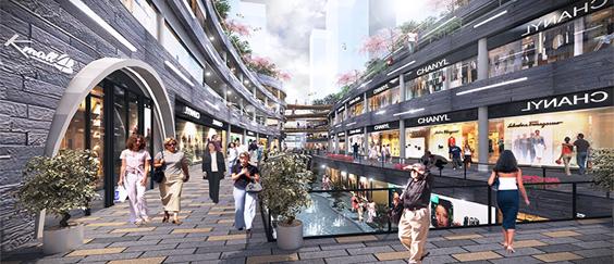 兴义梦乐城购物中心
