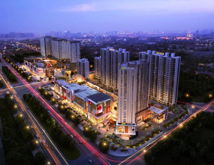 上海東渡蛙城