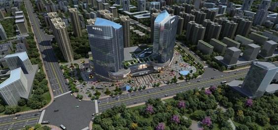 徐州鼓楼广场