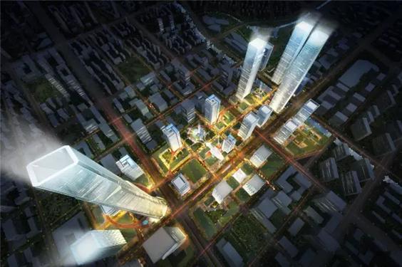 南京绿地金融中心