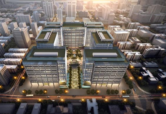 深圳深港商务总部中心