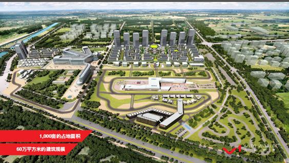 天津V1汽车世界