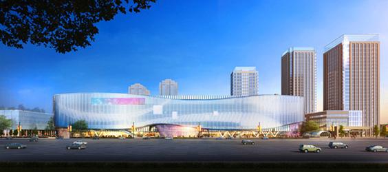 渭南韩城爱琴海购物公园