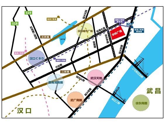 武汉华林广场