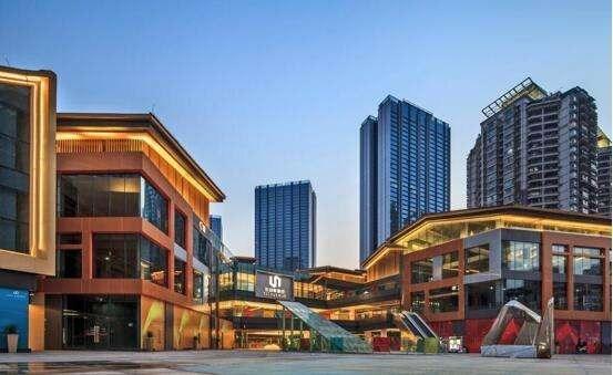 重庆龙湖新壹街
