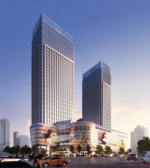 湘潭中心U mall商场