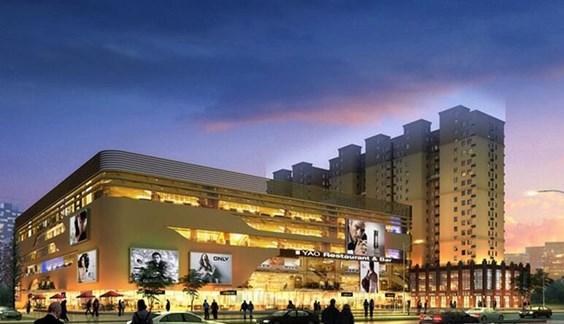 白银三和国际购物中心