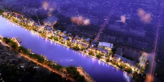 荆州洪湖龙街