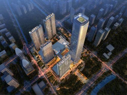 杭州奥克斯未来中心商业广场