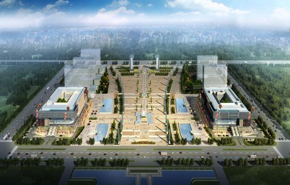 菏泽缤纷五洲商业广场