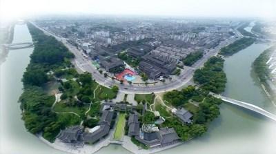 扬州1912街区