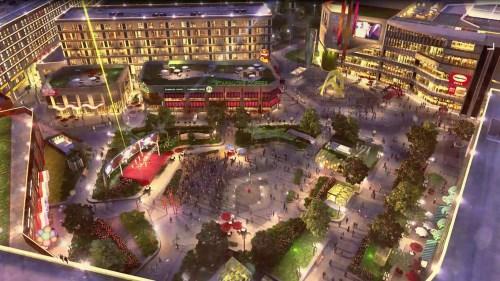 杭州北大资源海港城