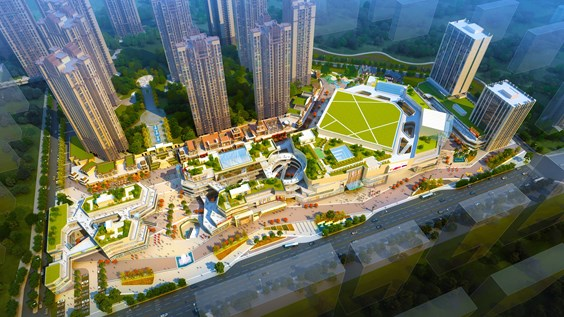 重庆HMC华茂中心