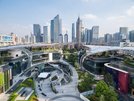 广州天环Parc Central