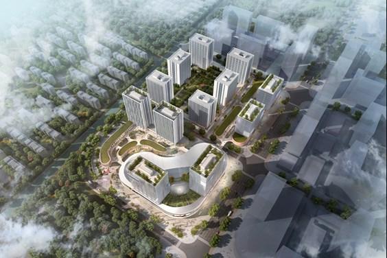 上海金地九亭中心