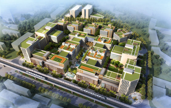 重庆国盛IEC中心