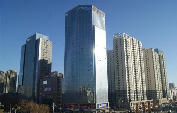 邯郸滏瑞特时代广场