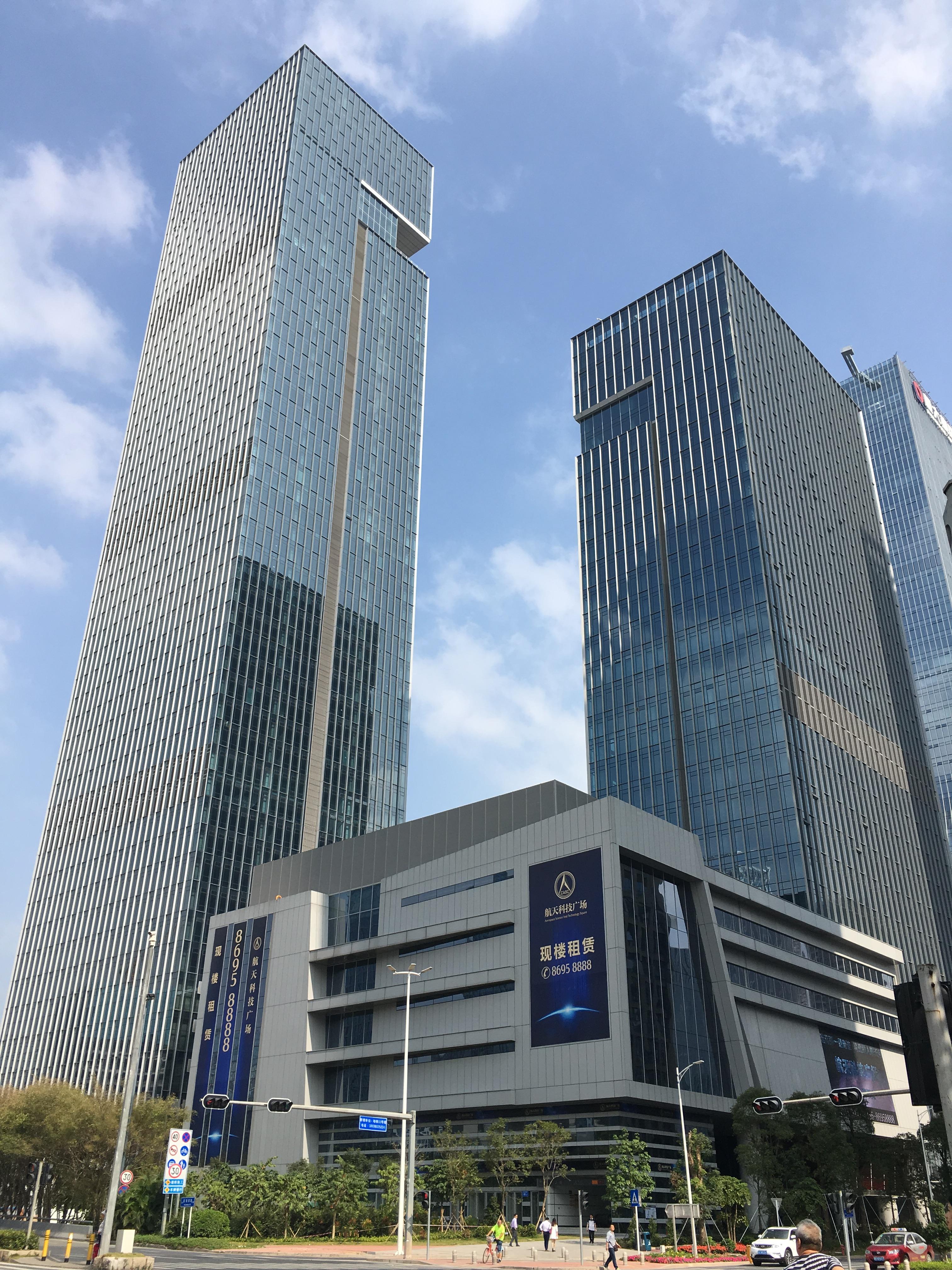 深圳航天科技广场-银河荟