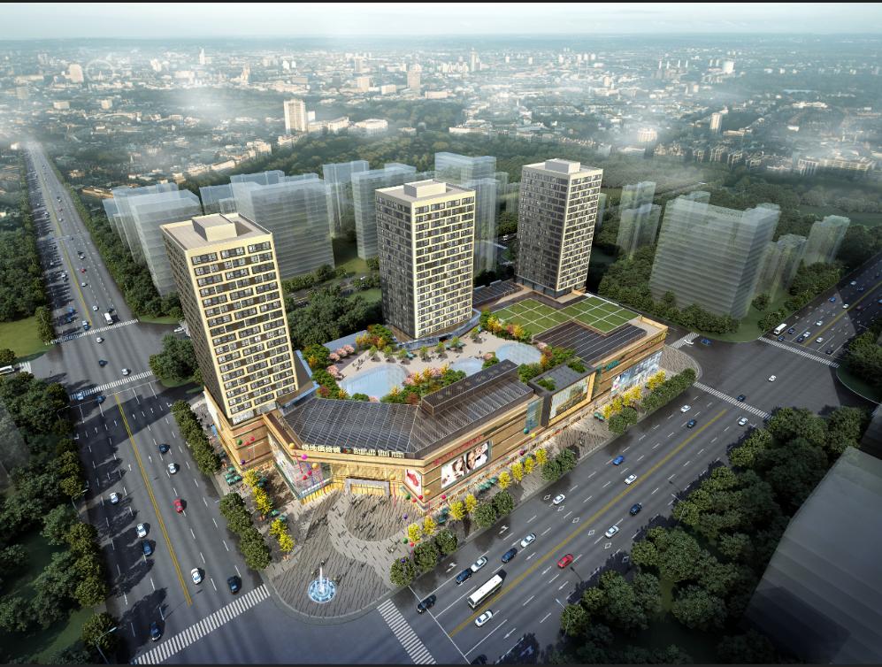 徐州綠地缤紛城