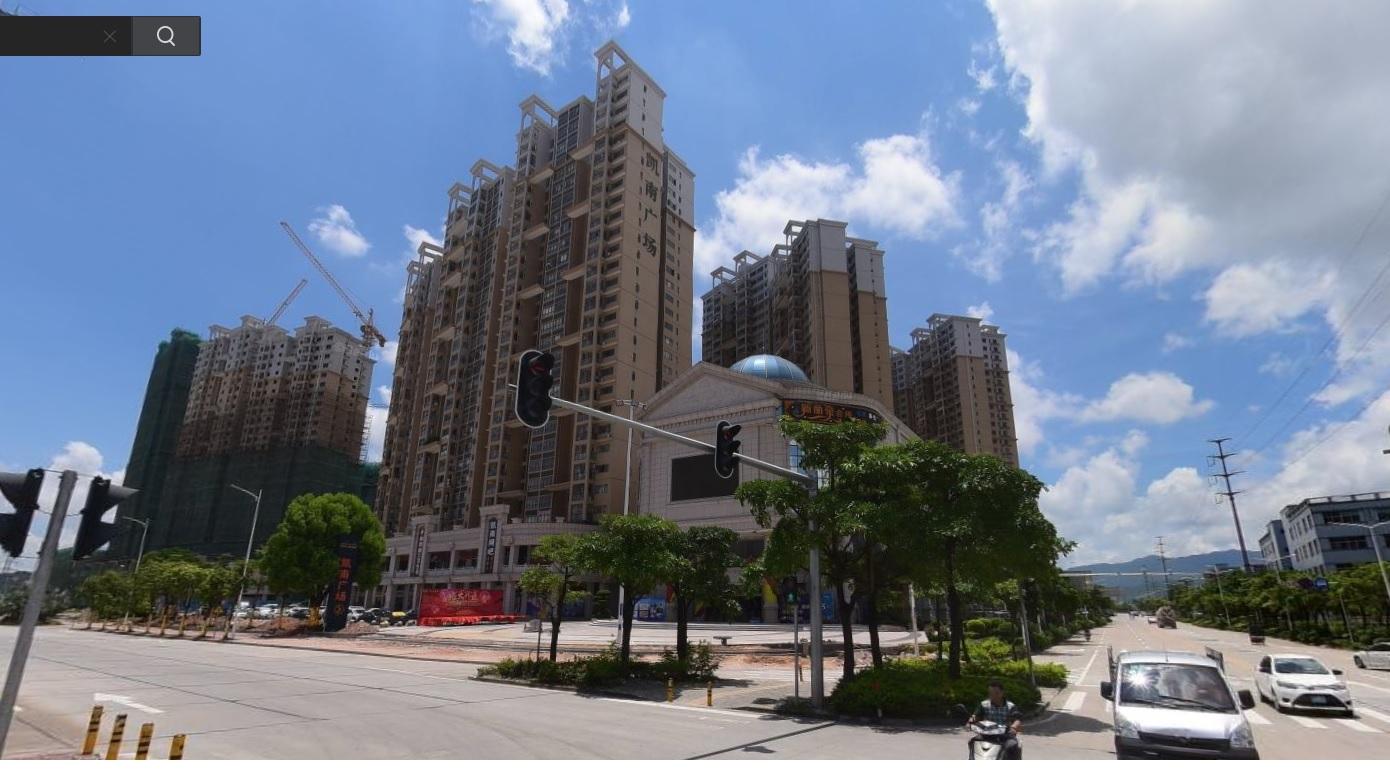惠州凯南广场(莱弗城)