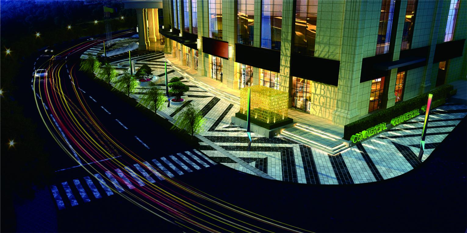 西宁银泰国际中心银泰风尚大道
