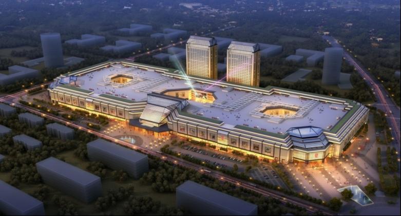 九江联盛国贸超级购物中心