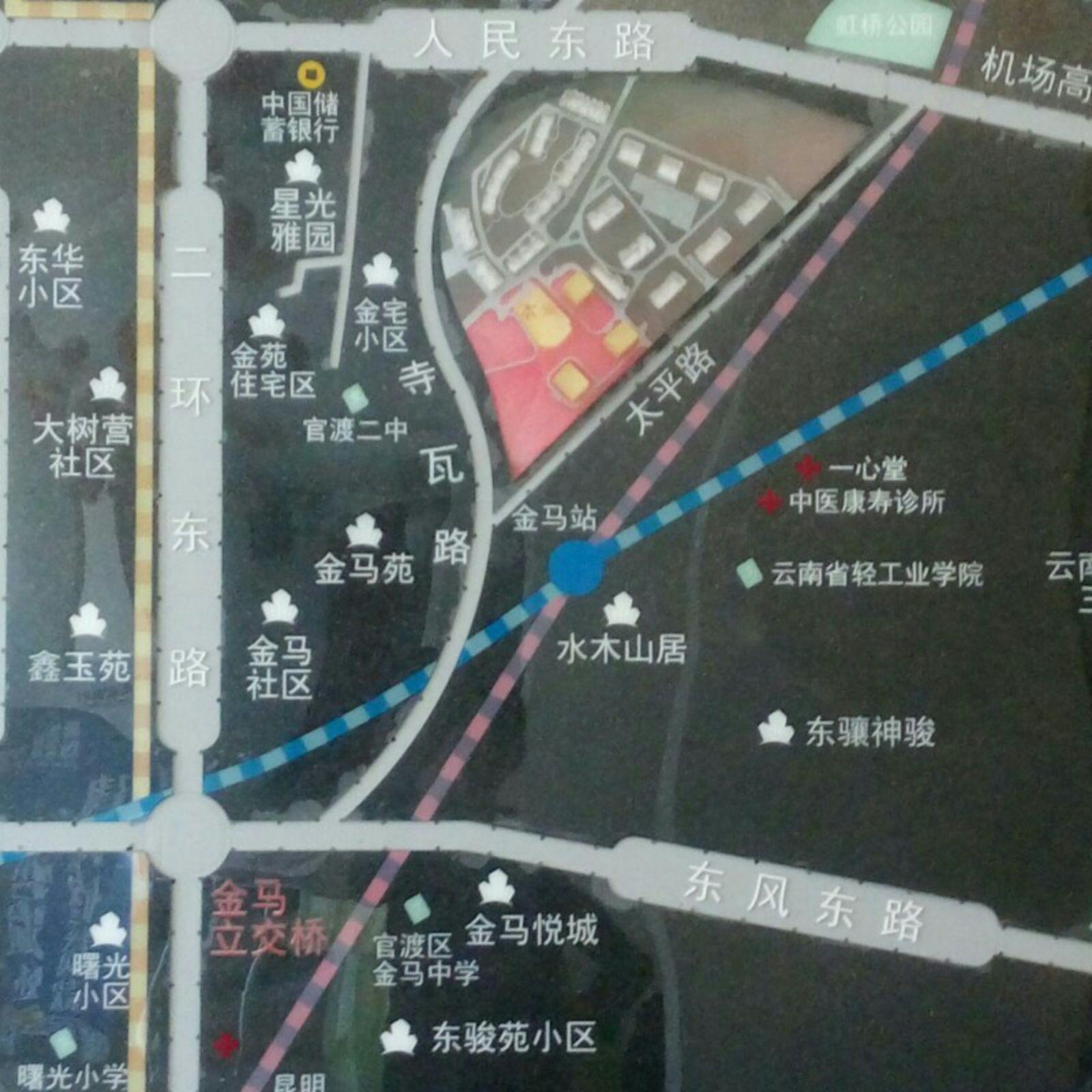 昆明汇和紫薇商业广场