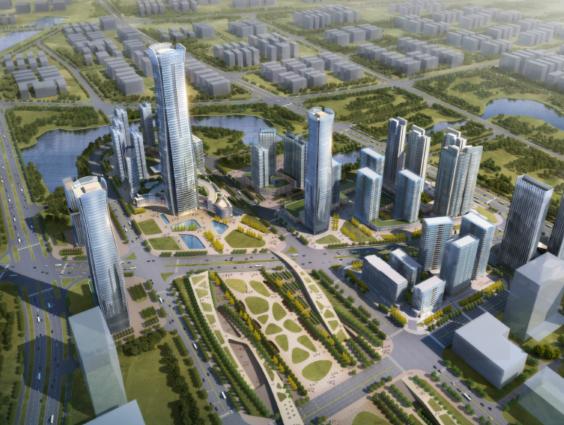 郑州宝能金贸中心