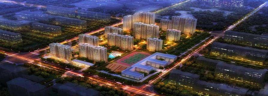 北京万科橙新五街