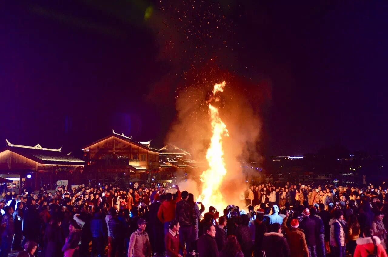遵义大沙河仡佬文化国际度假区