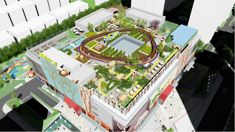 柳州高博达广场