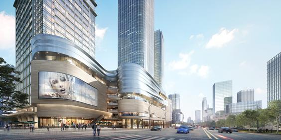 重庆中迪广场·欧洲城时尚购物中心