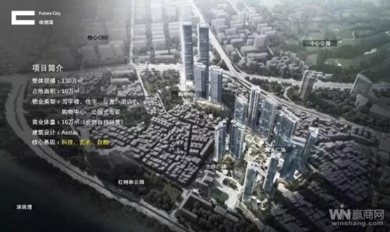 深圳中洲湾C FutureCity