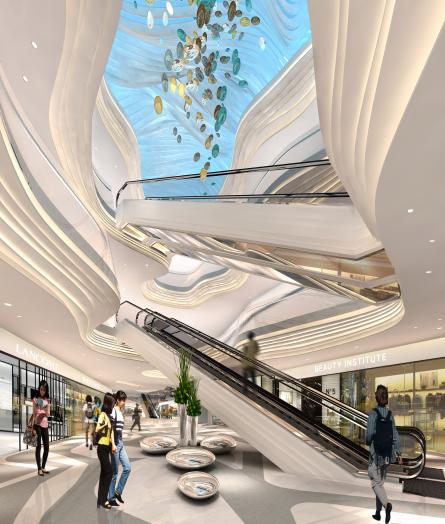 贵阳溪山里购物中心