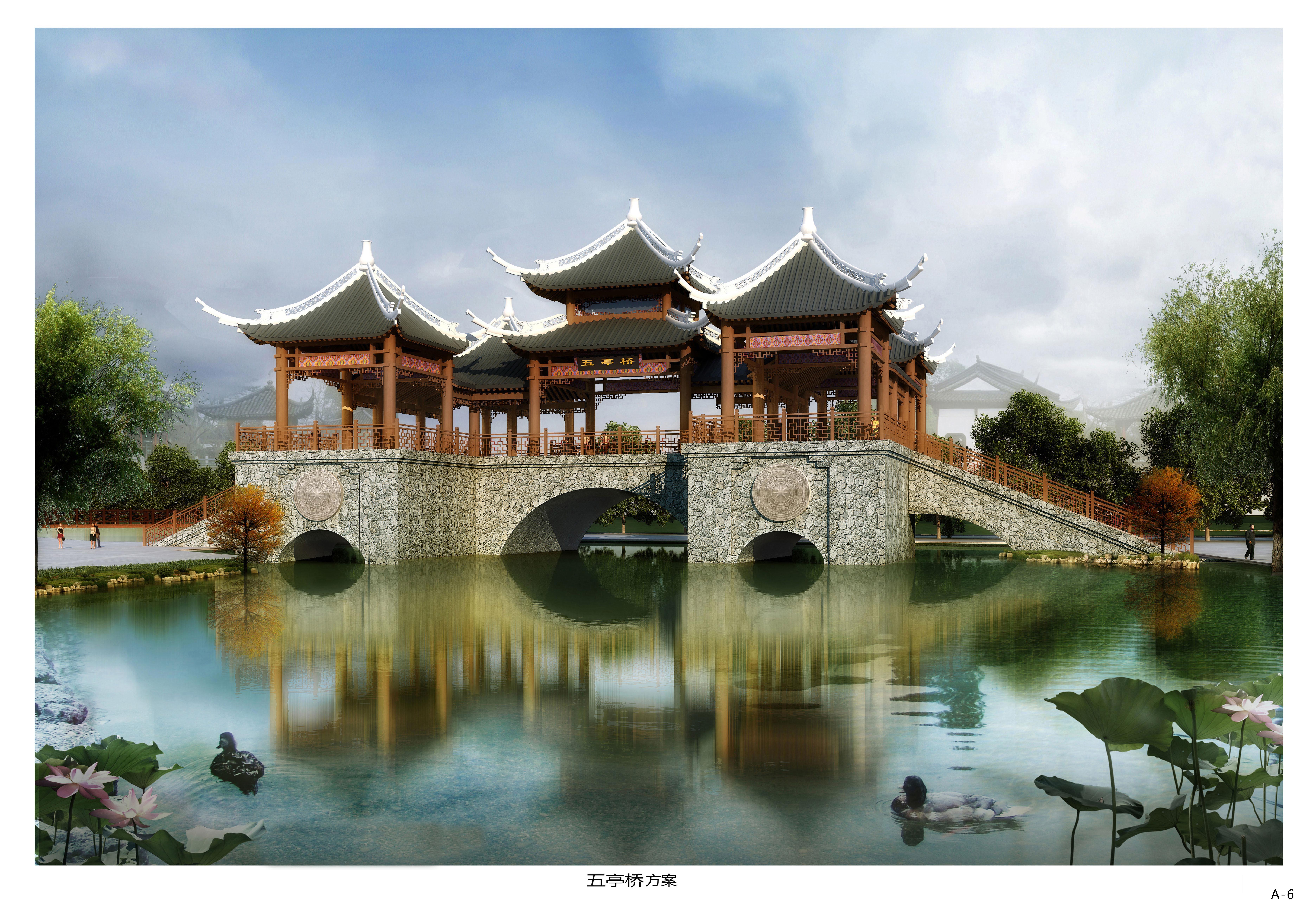 南宁澄州水街