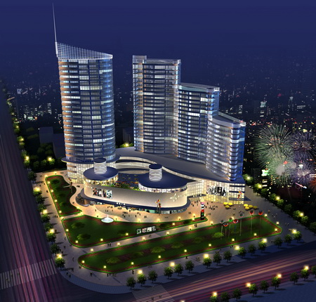 南通鑫乾國際購物中心