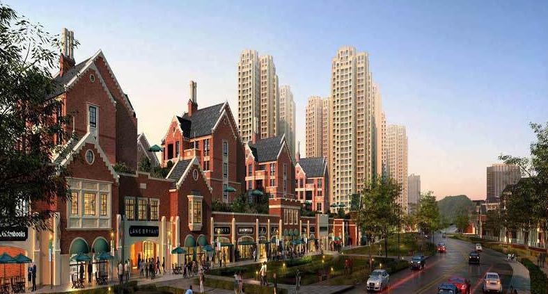 贵阳俊发城商业中心