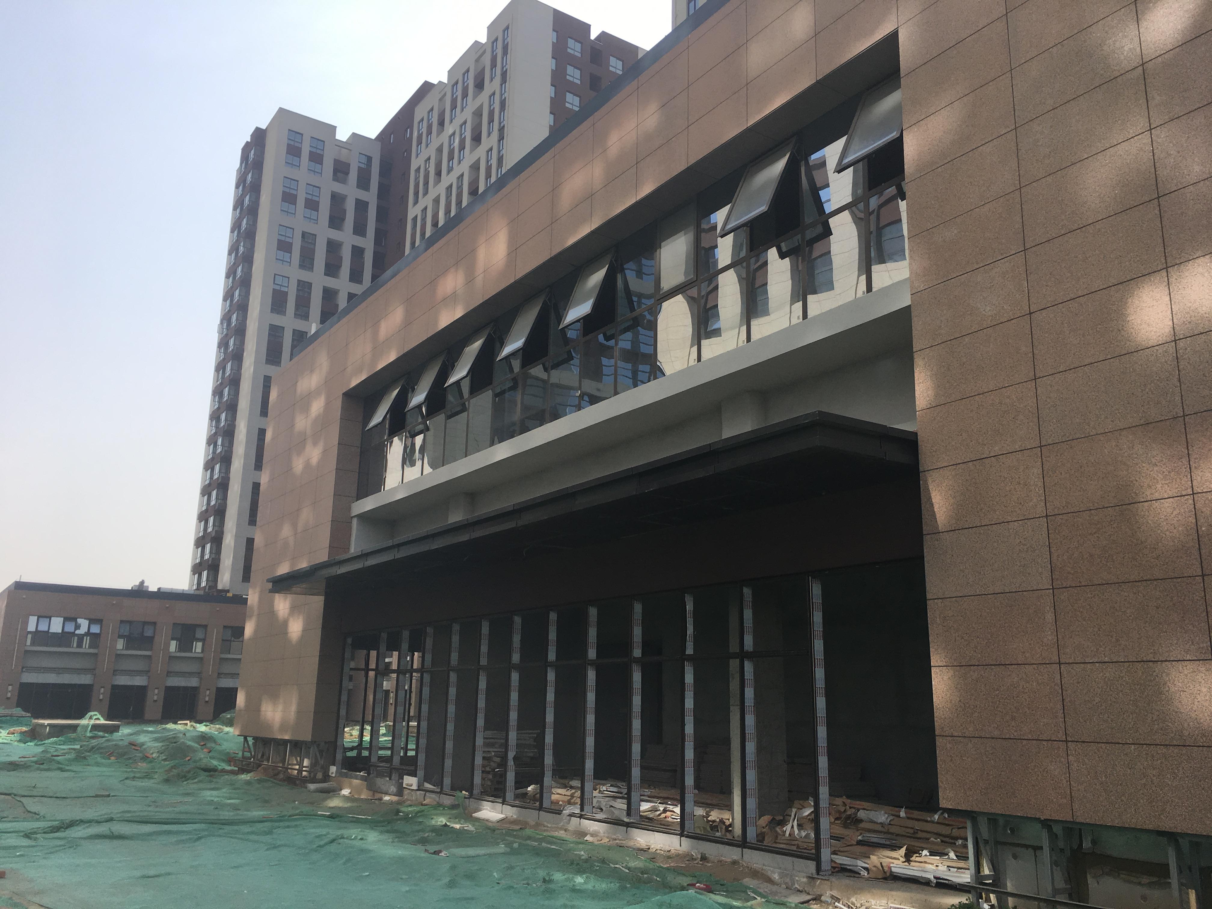 西安前海人寿金融中心商业街