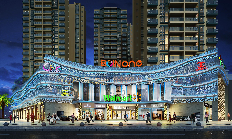 深圳BOIN ONE 盐田商业中心