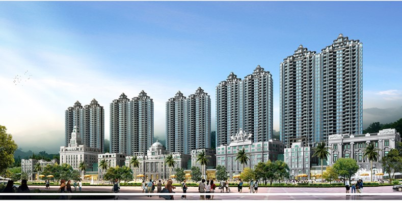 贵阳大上海外滩广场