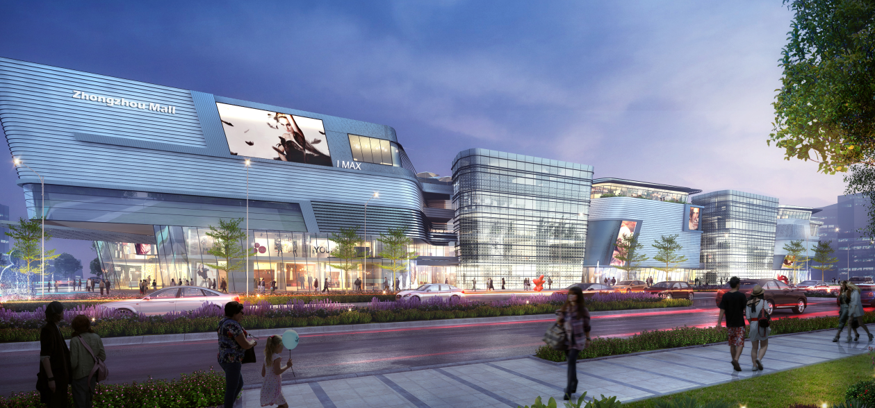 上海中洲购物中心