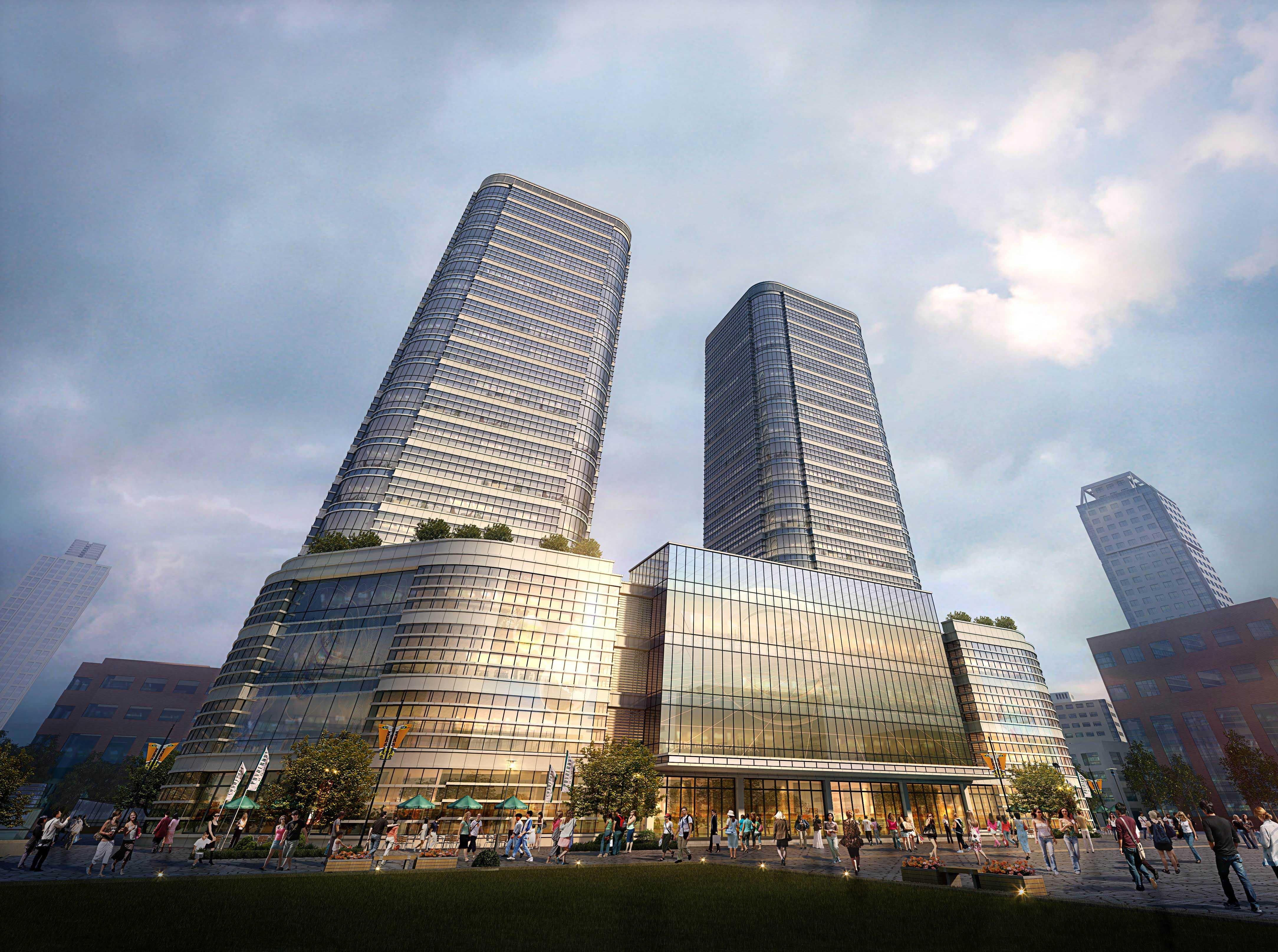 天津正融科技大厦