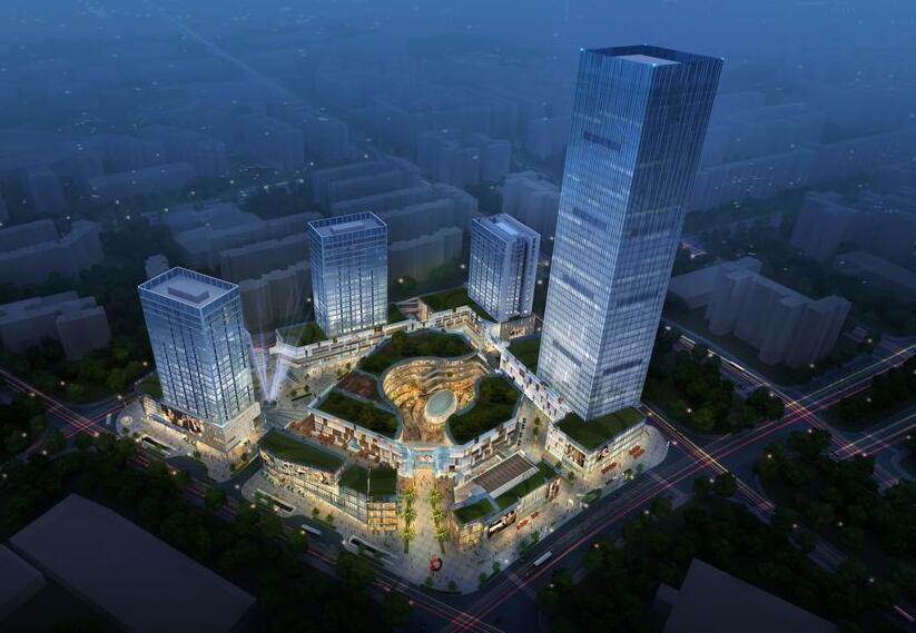广州万博奥园国际中心