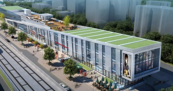 武汉大智门艺术商业中心