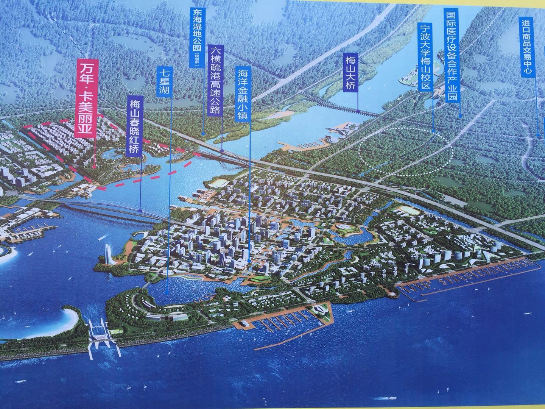 宁波万博鱼商业