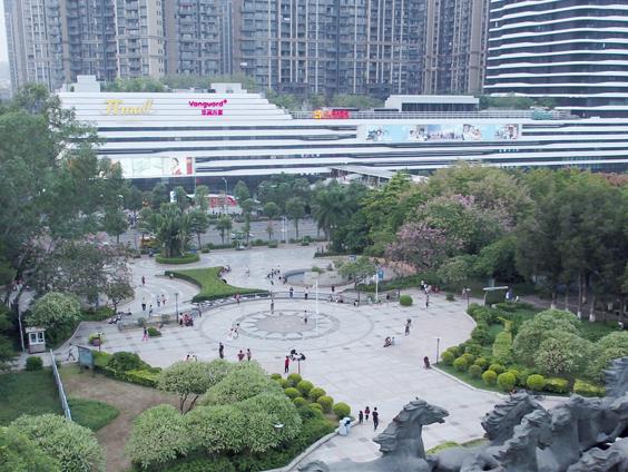 深圳中洲πmall