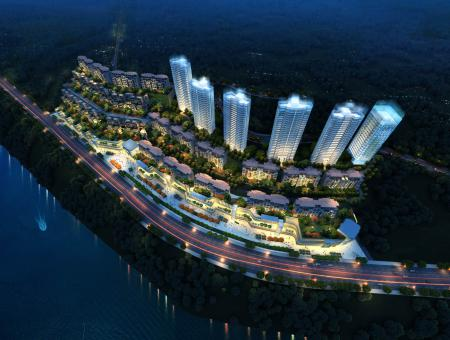 重庆万州親水台