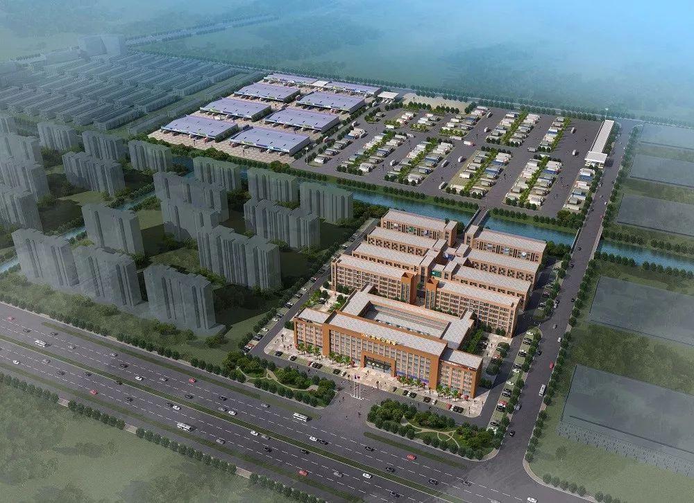 徐州五洲公路港
